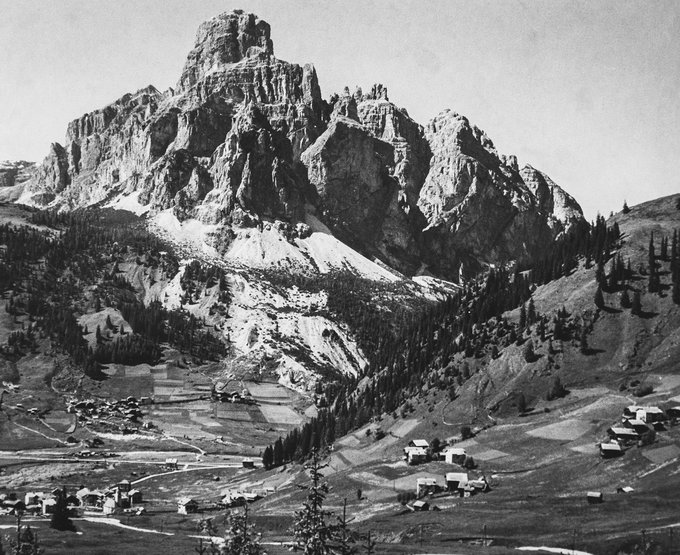 ...le sue montagne